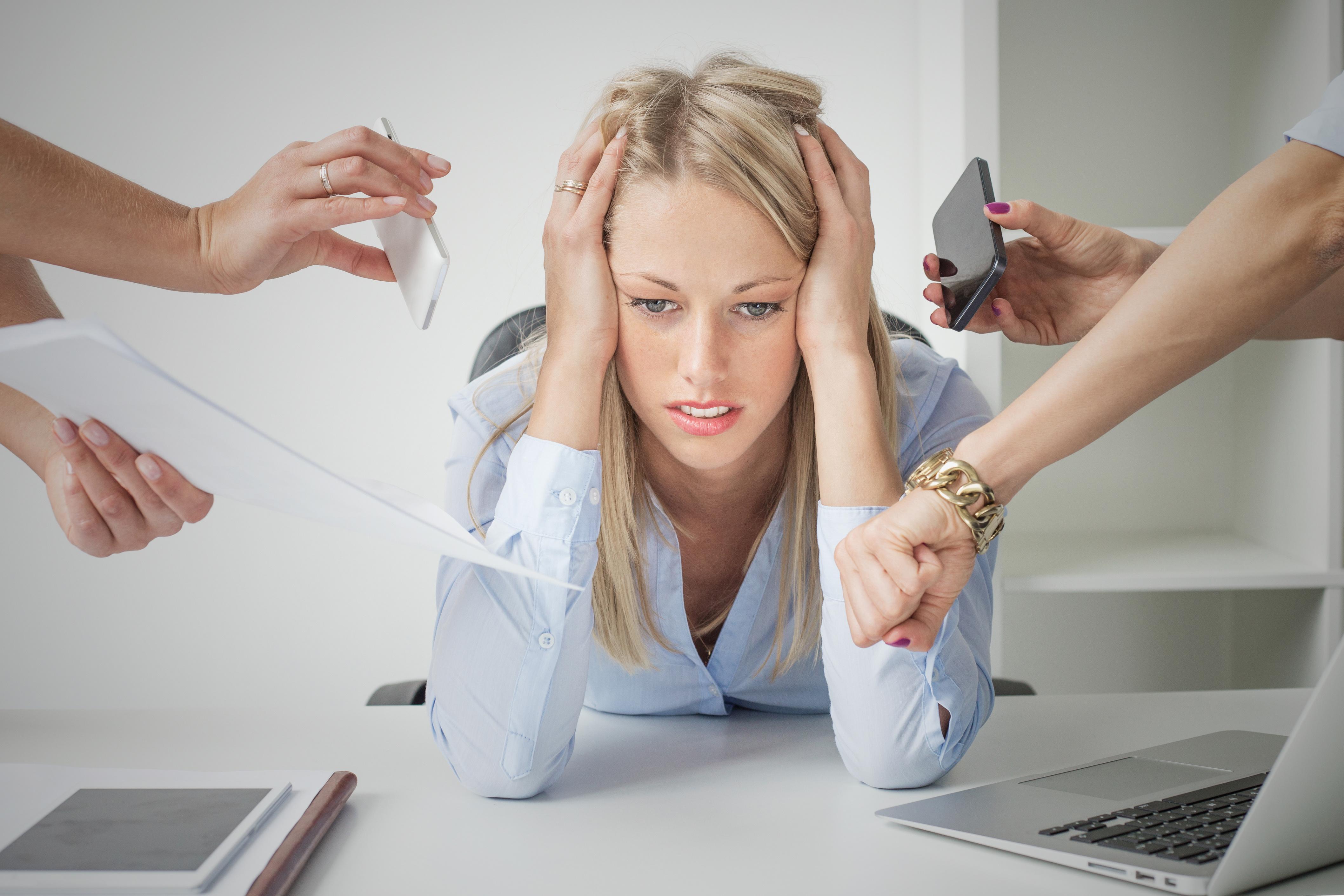 Hypnose gegen Druck Stress Aargau