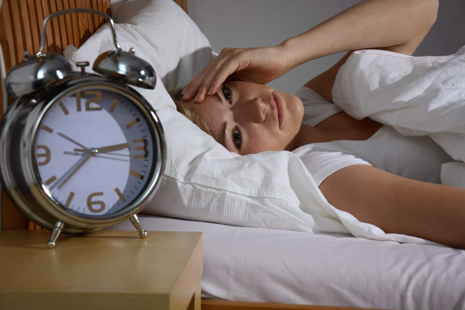 Schlecht einschlafen durchschlafen Hypnose